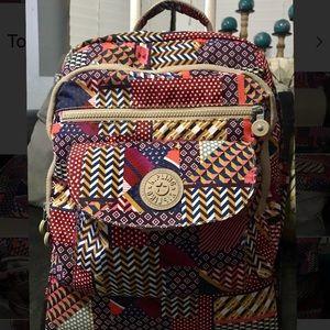 Kipling Rolling Backpack (Sanaa Style backpack)